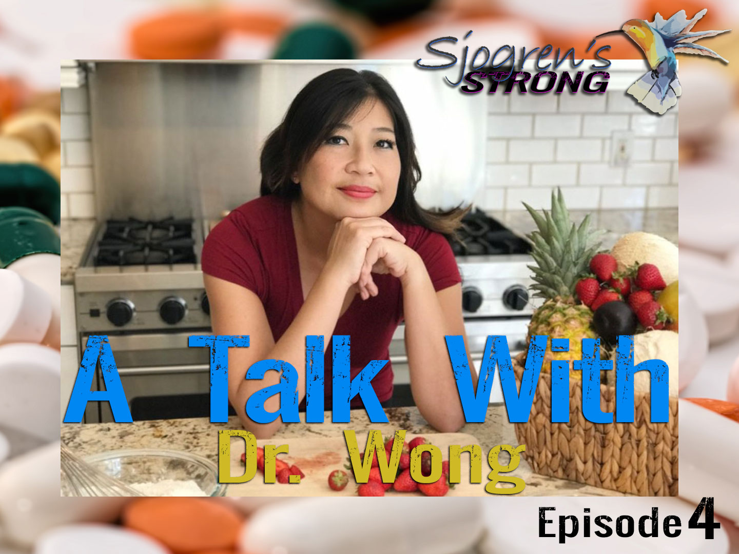 A Talk with Dr. Wong